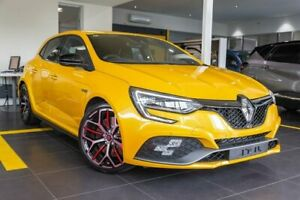 2019 Renault Megane BFB R.S. Trophy Yellow 6 Speed Manual Hatchback Bentleigh Glen Eira Area Preview