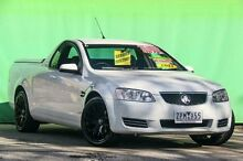 2013 Holden Ute VE II MY12.5 Omega White 6 Speed Sports Automatic Utility Ringwood East Maroondah Area Preview