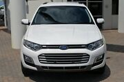 2015 Ford Territory SZ MkII TS Seq Sport Shift White 6 Speed Sports Automatic Wagon Southport Gold Coast City Preview