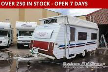 CU760 Gazal Infinity, Twin Single Beds & Easy Tow, GREAT 1st TIME Penrith Penrith Area Preview