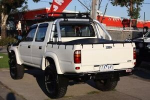 2005 Toyota Hilux KZN165R MY04 SR5 White 5 Speed Manual Utility Altona North Hobsons Bay Area Preview