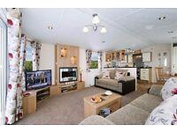 Brand new static caravan holiday home for sale East Yorkshire coast nr Bridlington, Hornsea, Filey.
