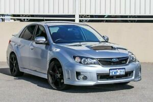 2011 Subaru Impreza MY11 WRX (AWD) Silver 5 Speed Manual Sedan Cannington Canning Area Preview