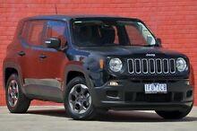 2015 Jeep Renegade BU MY15 Sport DDCT Black 6 Speed Sports Automatic Dual Clutch Hatchback Pakenham Cardinia Area Preview