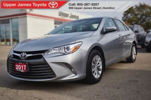 2017 Toyota Camry LE - Toyota Certified Used Vehicle