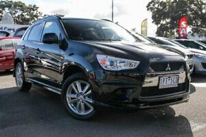 2012 Mitsubishi ASX XA MY12 Platinum 2WD Black 6 Speed Constant Variable Wagon Dandenong Greater Dandenong Preview