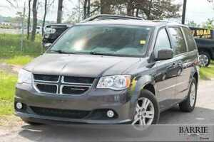 2016 Dodge Grand Caravan ***CREW MODEL***POWER SLIDING DOORS AND
