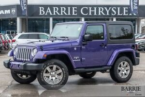 2017 Jeep Wrangler ***SAHARA MODEL***NAVIGATION/GPS***BLUETOOTH*