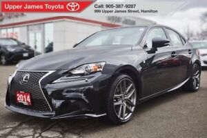 2014 Lexus IS 250 F SPORT TYPE 2