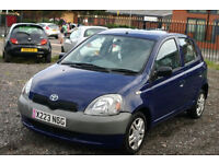 Toyota Yaris 1.0 (Cheap car for everyday use)
