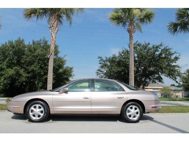 Oldsmobile : Aurora Base Sedan 4-Door FL ONE OWNER LOW MILES SENIOR LADY DRIVEN NO RUST ORIGINAL CONDITION LEATHER