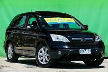 2007 Honda CR-V MY07 (4x4) Luxury Black 5 Speed Automatic Wagon Ringwood East Maroondah Area Preview