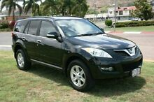 2012 Great Wall X240 CC6461KY MY12 Black 5 Speed Manual Wagon Townsville 4810 Townsville City Preview