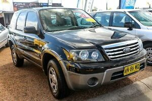 2006 Ford Escape XLS Black Automatic SUV Colyton Penrith Area Preview