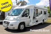 2013 Avida Eyre, Beautiful Twin Single Beds LOW KM's - U3620 Penrith Penrith Area Preview