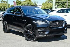 2016 Jaguar F-PACE X761 MY17 20d AWD Prestige Black 8 Speed Sports Automatic Wagon Osborne Park Stirling Area Preview