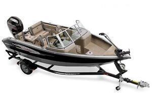 2016 Princecraft Sport 187 Fish and Ski Package