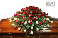 Funeral Flowers Service Specialist with Wholesale Prices