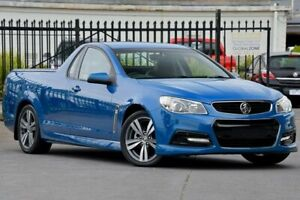 2013 Holden Ute Blue Manual Utility Vermont Whitehorse Area Preview