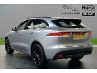 2017 Jaguar F-Pace 2.0D R-Sport 5Dr Auto Awd Estate Diesel Automatic