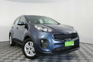 2017 Kia Sportage QL MY18 Si 2WD Blue 6 Speed Sports Automatic Wagon Wayville Unley Area Preview