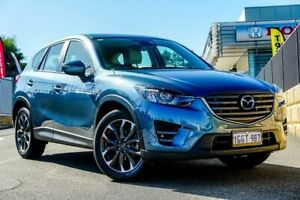 2017 Mazda CX-5 MY17 GT (4x4) Blue 6 Speed Automatic Wagon Wangara Wanneroo Area Preview