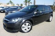 2005 Holden Astra AH MY05 CDX Black 4 Speed Automatic Hatchback Heatherton Kingston Area Preview