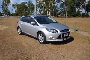2011 Ford Focus Hatchback Clontarf Redcliffe Area Preview