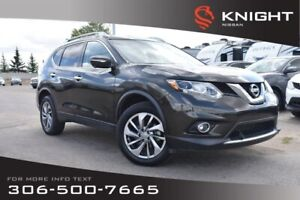 2015 Nissan Rogue SL | Leather | Heated Seats | Navigation |