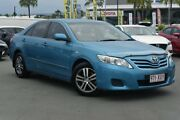 2010 Toyota Camry ACV40R MY10 Altise Blue 5 Speed Automatic Sedan Robina Gold Coast South Preview