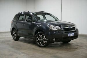 2013 Subaru Forester S4 MY13 2.5i Lineartronic AWD Dark Grey 6 Speed Constant Variable Wagon Welshpool Canning Area Preview
