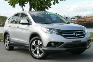 2013 Honda CR-V RM VTi-L 4WD Silver 5 Speed Automatic Wagon Bungalow Cairns City Preview