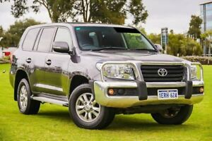 2015 Toyota Landcruiser VDJ200R MY13 GXL Grey 6 Speed Sports Automatic Wagon Burswood Victoria Park Area Preview