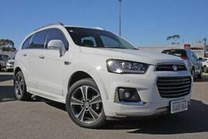 2016 Holden Captiva CG MY16 LTZ AWD White 6 Speed Sports Automatic Wagon Rockingham Rockingham Area Preview