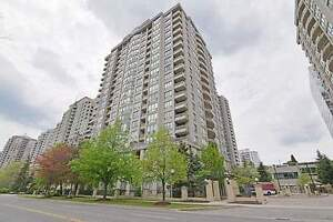 Amazing 1-Bdrm Condo Located In The Heart Of North York !!
