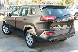 2015 Jeep Cherokee KL MY16 Sport Brilliant Black Crystal Pearl 9 Speed Sports Automatic Wagon Greenacre Bankstown Area Preview