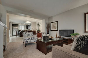 Lowest Price Home with NO CONDO FEES DoubleCarGarage Included
