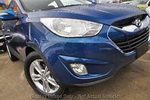 2010 Hyundai ix35 LM MY11 Elite AWD Blue 6 Speed Sports Automatic Wagon Wangara Wanneroo Area Preview