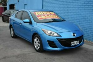 2010 Mazda 3 BL Neo Blue 5 Speed Automatic Sedan Enfield Port Adelaide Area Preview