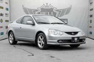2002 Acura RSX SPORT SUNROOF LEATHER INTERIOR ALLOY WHEELS