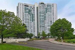 1000 Sq Ft, 2+1 Bed Condo, 2 Undrgrnd Parking Spaces & Locker