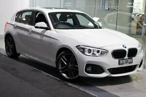 2018 BMW 125i F20 LCI-2 M Sport White Sports Automatic South Melbourne Port Phillip Preview