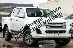 2019 Isuzu D-MAX MY19 X-Rider Crew Cab Splash White 6 Speed Sports Automatic Utility