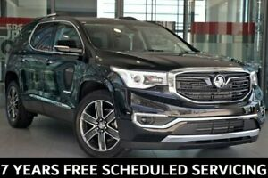 2019 Holden Acadia AC MY19 LTZ-V AWD Black 9 Speed Sports Automatic Wagon Belconnen Belconnen Area Preview