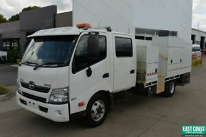 2012 HINO DUTRO 300 Service Vehicle Dual Cab  SN#5478 Acacia Ridge Brisbane South West Preview