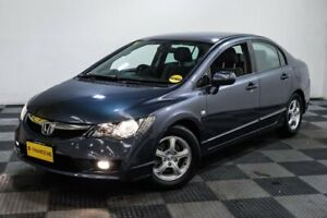 2010 Honda Civic 8th Gen MY10 Limited Edition Grey 5 Speed Manual Sedan Edgewater Joondalup Area Preview