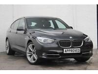 2010 10 BMW 5 SERIES 3.0 535D SE GRAN TURISMO 5d AUTO 295 BHP