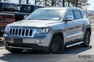 2013 Jeep Grand Cherokee ***OVERLAND***NAVI***SUNROOF***