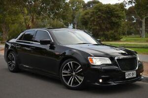 2013 Chrysler 300 LX MY13 SRT-8 Core Black 5 Speed Sports Automatic Sedan St Marys Mitcham Area Preview