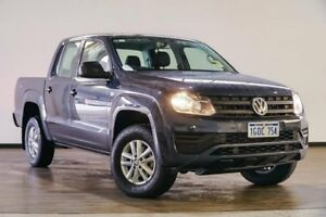 2018 Volkswagen Amarok 2H MY18 TDI420 4MOTION Perm Core Blue 8 Speed Automatic Utility Myaree Melville Area Preview